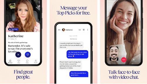 match dating app for android